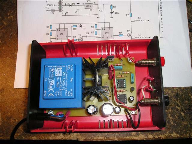 Electronique 3d anti calcaire electronique anti for Appareil anti calcaire electronique