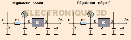 Regulateur et transistor